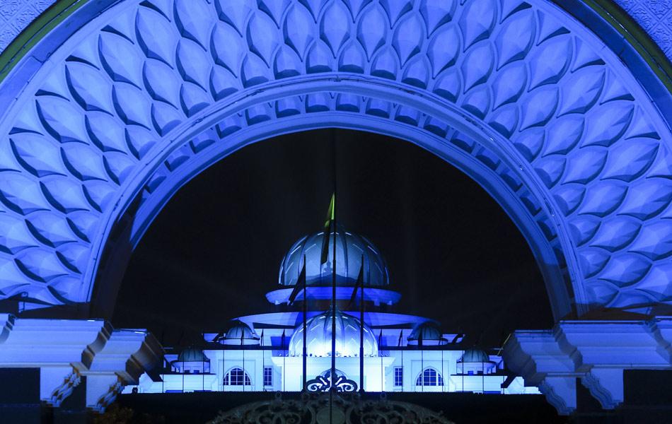 Light It Blue, PKP, COVID-19