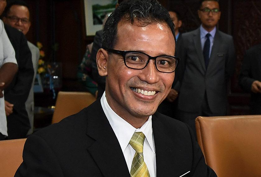 Setiausaha Kerajaan Negeri Sembilan, Datuk Dr Razali Ab Malik