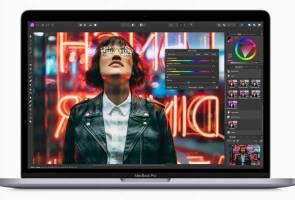 Apple kemas kini MacBook Pro 13-inci, harga bermula serendah RM5,599 3