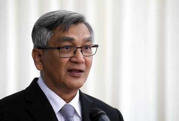 Mohamad Ariff akur digugurkan sebagai Speaker Dewan Rakyat