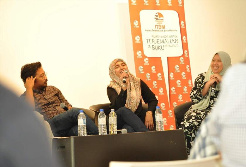 Anak Chemor, Perak, Hafizah Iszahanid merupakan penulis lulusan Seni Gunaan, Universiti Malaysia Sarawak. - Gambar Hafizah Iszahanid