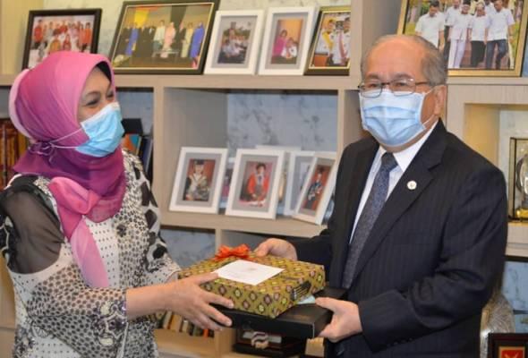 Perketat kawalan sempadan, Brunei zahir penghargaan kepada Sarawak
