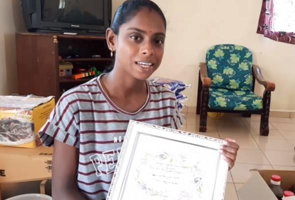Pengguna YouTube Pavithra akan diiktiraf Ikon Anak Bandar Raya Ipoh