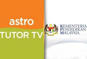 Slot program TV Pendidikan kini di saluran Tutor TV Astro 3