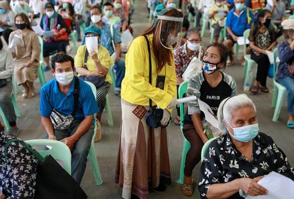 COVID-19: Thailand lanjut perintah darurat sehingga 30 Jun