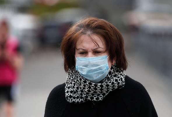 Moscow wajibkan pemakaian sarung tangan, penutup hidung dan mulut