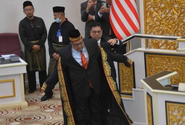 Ab Rauf Speaker DUN Melaka baharu