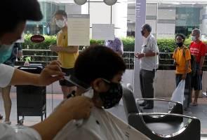 PKPB: Persatuan pendandan rambut sedia SOP ketat, rayu kerajaan benar operasi 3