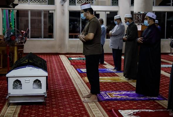 Jenazah Ahmad A. Talib selamat dikebumikan