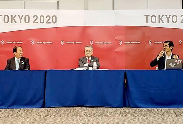 IOC, penganjur Olimpik Tokyo setuju mudahkan acara