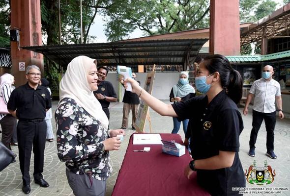 Zoo Taiping dan Night Safari dibuka semula 15 Jun, beri 20 peratus diskaun