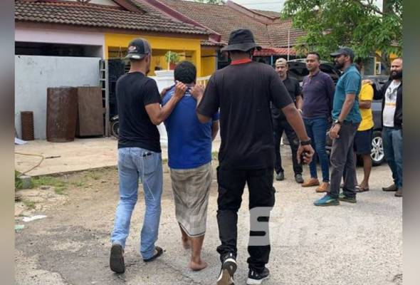 Tujuh suspek ditahan kes culik, bunuh Datuk Seri