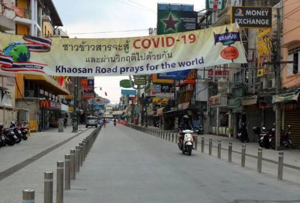 COVID-19: Thailand rancang buka pintu kepada 1,000 pelawat perniagaan dan perubatan