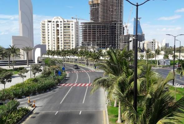 Jeddah ditutup semula, Arab Saudi ambil langkah berjaga-jaga