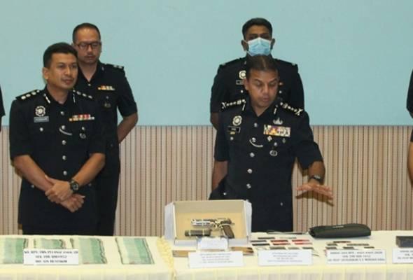 Polis tumpas sindiket, rampas dadah, aset lebih RM1 juta