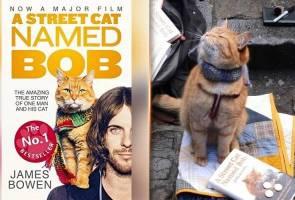 RIP Bob: Kucing jalanan paling popular di London kini sudah tiada lagi 3