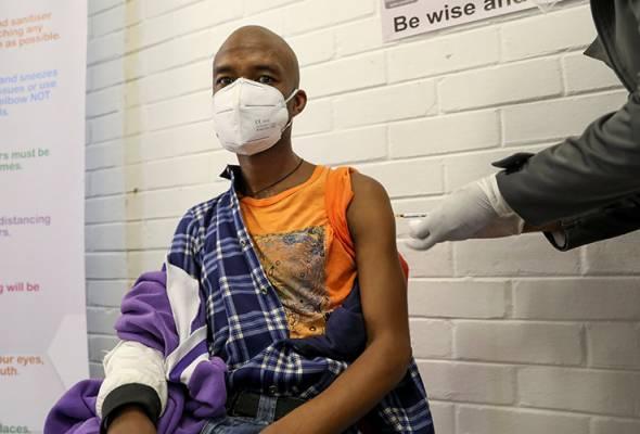 COVID-19: Afrika Selatan mula ujian percubaan vaksin