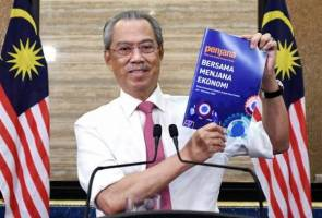 Malaysian economy remains competitive, open for business - Muhyiddin 3