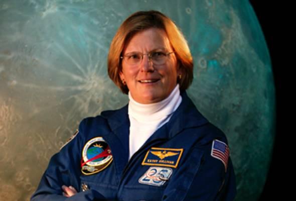 Bekas angkasawan NASA jadi wanita pertama sampai ke Challenger Deep