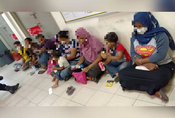 Wanita sarat mengandung, menyusu bayi, janda, 'pengkid' antara ditahan positif dadah