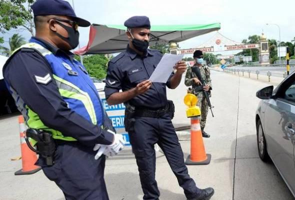 PKPP: Kawalan sempadan Sarawak-Kalimantan dipertingkat