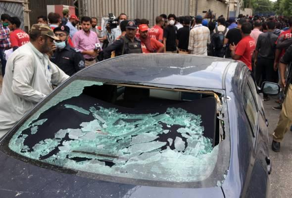 Serangan bom Karachi: Tentera Pembebasan Balochistan mengaku bertanggungjawab