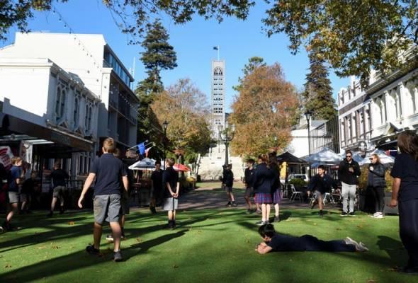 New Zealand rai kejayaan bebas COVID-19