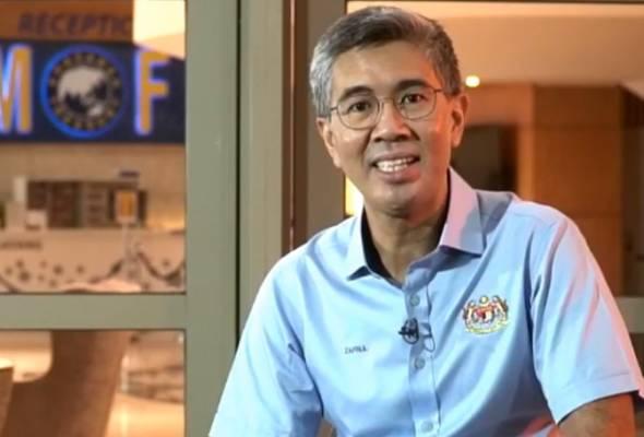 Majikan tidak sampaikan subsidi upah akan dikena tindakan - Tengku Zafrul