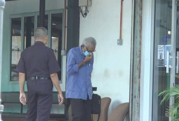 Warga emas memandu mabuk didenda RM6,000