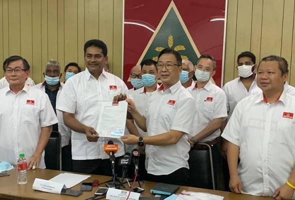 ADUN Buntong tinggalkan DAP, sertai Gerakan
