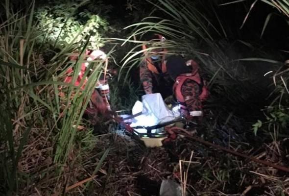 Mayat wanita ditemui terapung dalam lombong