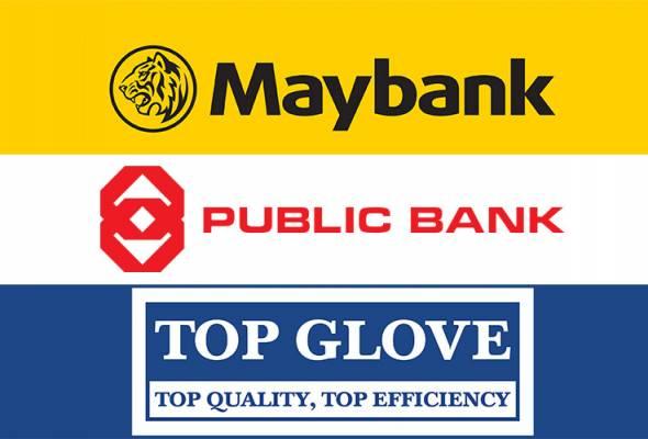 Maybank, Top Glove, Public Bank: Syarikat terbesar Malaysia