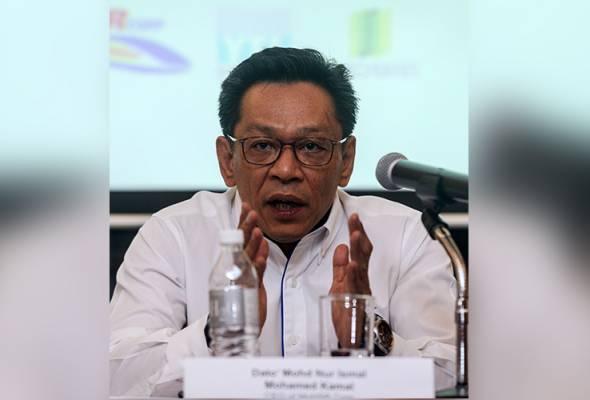MyHSR Corp lantik semula Mohd Nur Ismal sebagai Ketua Pegawai Eksekutif