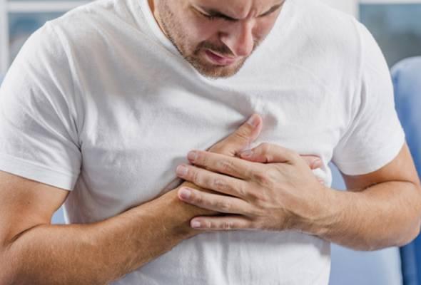 Mitos sakit dada yang membawa maut