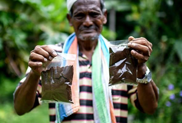 Keistimewaan kopi tradisional Pak Mat