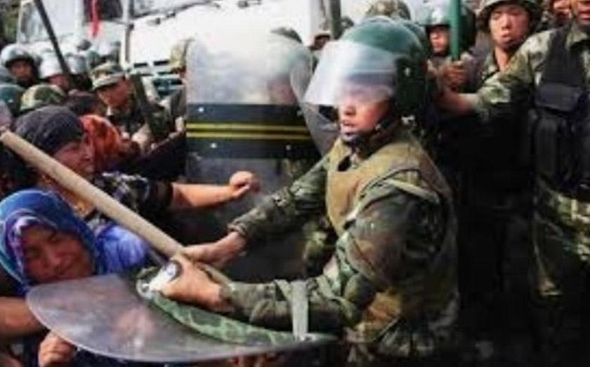Tma pembelaan terhadap etnik minoriti Islam di Xinjiang, China itu dijadikan sebagai kempen lagu dan video muzik terbarunya.