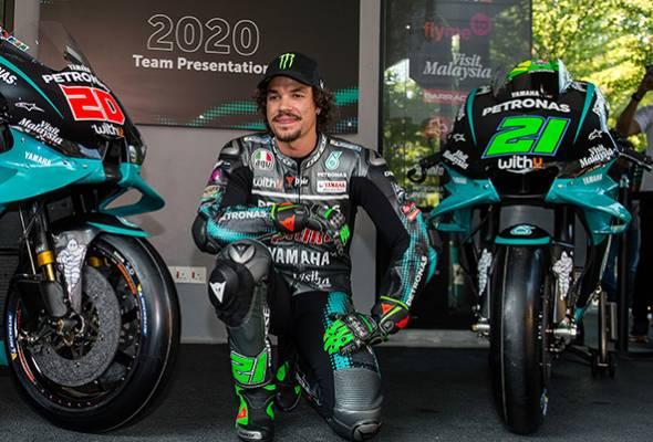 Morbidelli sambung kontrak dengan Petronas Yamaha SRT hingga 2022