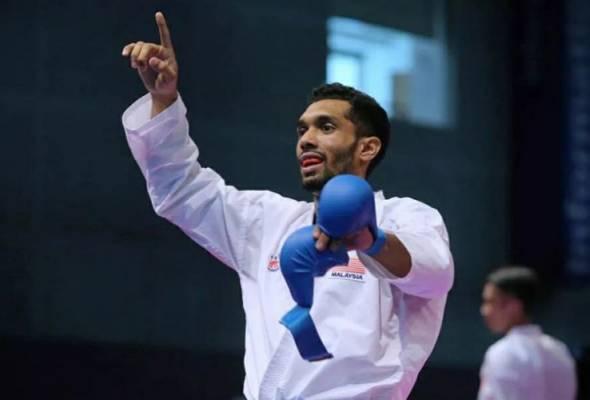 Sukan Olimpik Tokyo: Misi hidup mati Sharmendran