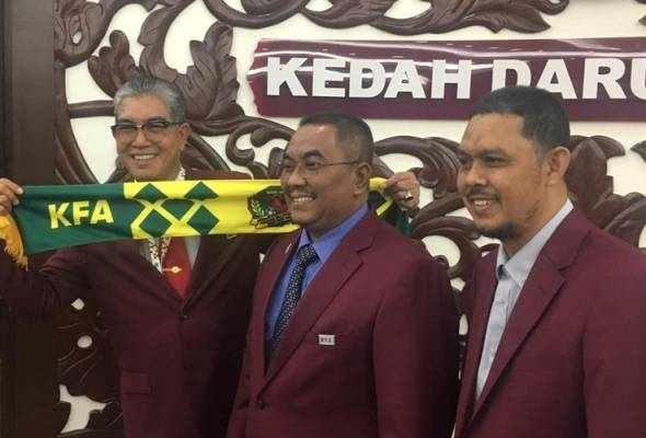 Sanusi dilantik Presiden KFA, Radhi Md Din menang jawatan Naib Presiden