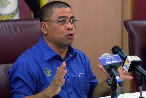 DUN Slim: Saarani dilantik pengarah PRK, Mohd Zaidi pengarah operasi