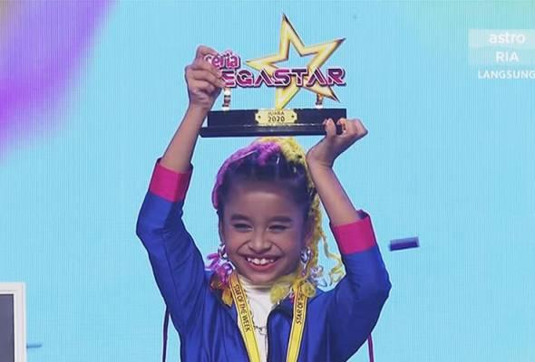 Ceria Megastar 2020: Kowachee buktikan kehandalan, gondol hadiah RM25,000