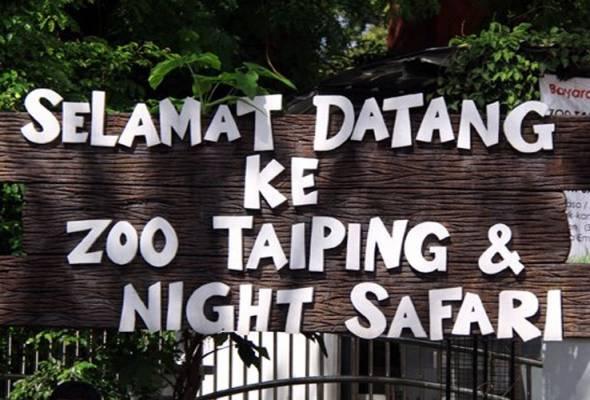 Zoo Taiping dan Night Safari perhebat R&D untuk elak kepupusan haiwan