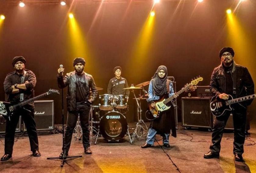 Al Farabi band antara artis yang akan membuat persembahan untuk konsert dalam talian Fund4Tahfiz