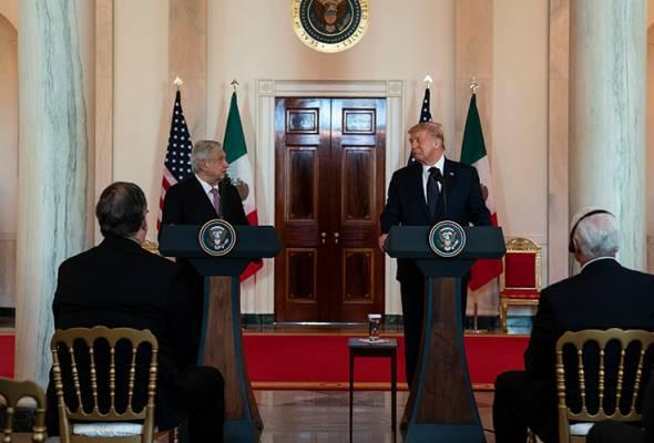 AS-Mexico bakal meterai pengisytiharan kerjasama