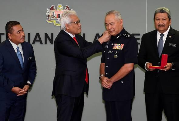 Acryl Sani dilantik Timbalan Ketua Polis Negara yang baharu