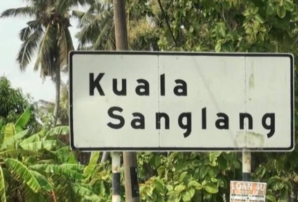 Perlis laksana TEMCO di Kuala Sanglang