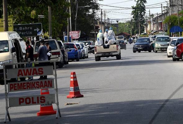 TEMCO: Pekan Kuala Sanglang kini sunyi sepi