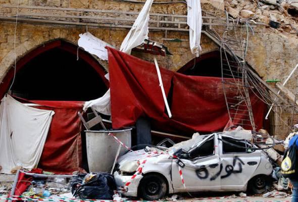 Misi bantuan Lubnan: Cyprus sumbang 70 tan makanan, ubatan