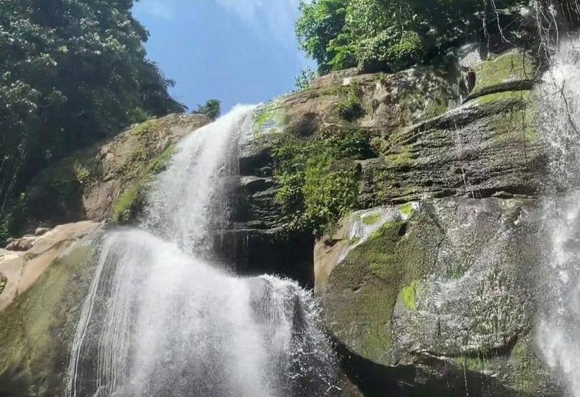 Air terjun Bengoh di Padawan, Sarawak