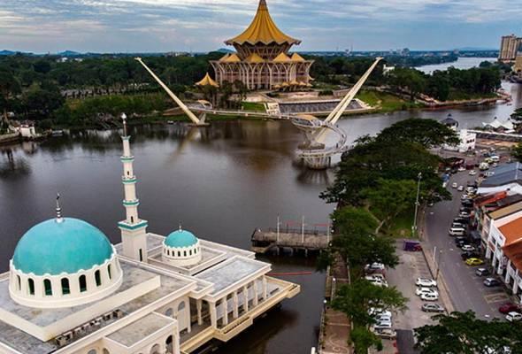 Kluster Pusat Perubatan Kuching diisytihar berakhir